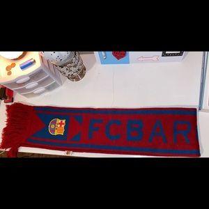 Futbol Club Barcelona scarf